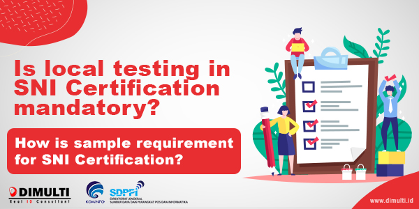 SNI Sample Requirements