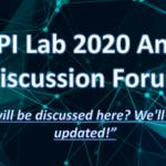 SDPPI Lab 2020 Annual Discussion Forum