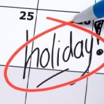 National Holiday and Public Leave Notification